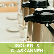 Isolier- /Glaskannen